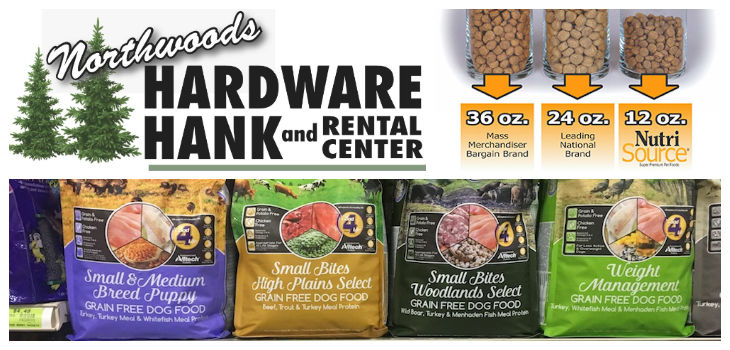 Is Your Dog a Picky Eater? Hardware Hank Now Has New Flavors of Dog Food