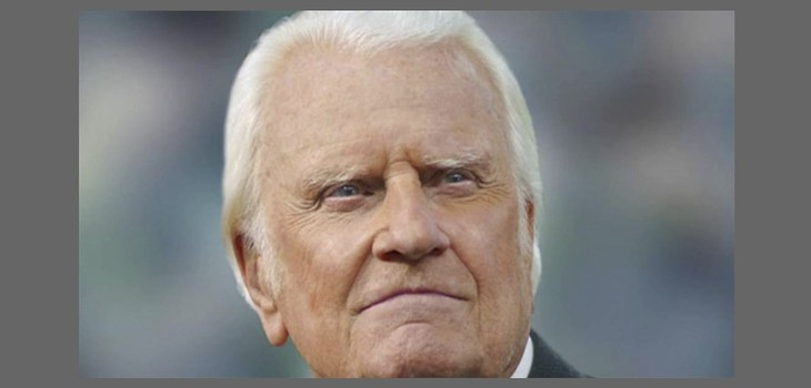 Billy Graham Dies at 99