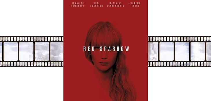 Movie Review: 'Red Sparrow'