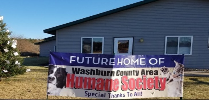 Washburn County Humane Society: 'An Unforgettable Year'