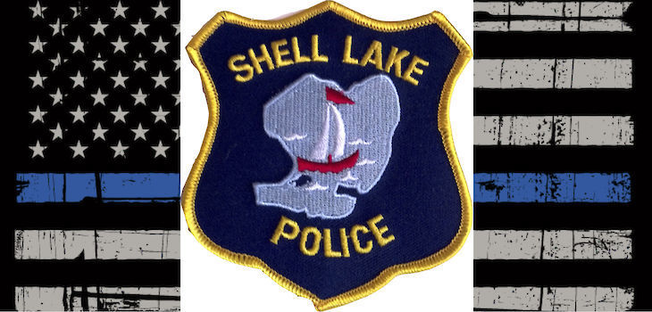 Monthly Report from the Shell Lake Police Department