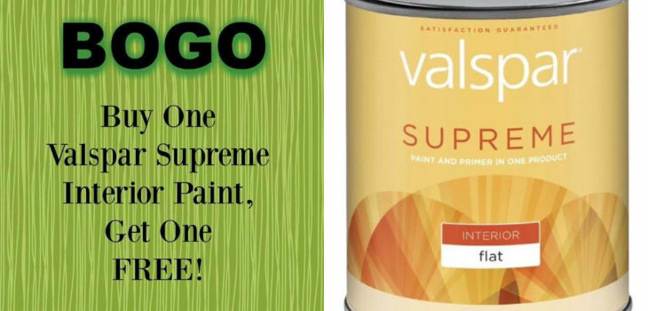 Northwoods Hardware Hank: BOGO Paint Special for DrydenWire Readers