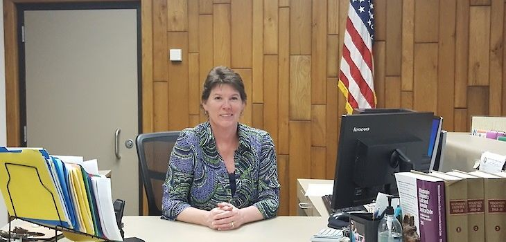 Burnett County Clerk of Court Trudy Schmidt Stepping Down