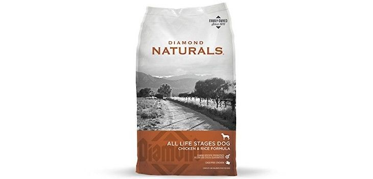 Buy One Get One Half Off; 40lb Bag of Diamond Naturals