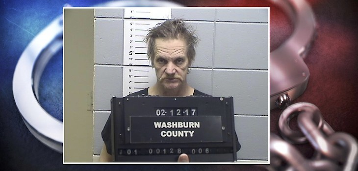 Washburn County Man Charged with Distributing Meth