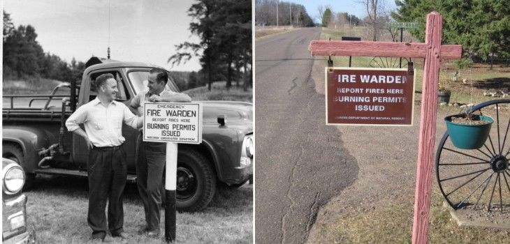 The Honored Role of the Emergency Fire Warden, Yesterday and Today