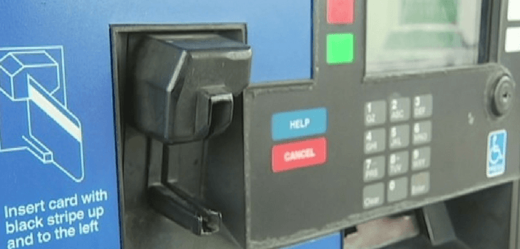 Man Sentenced to Federal Prison for Using Gas Pump Skimmers