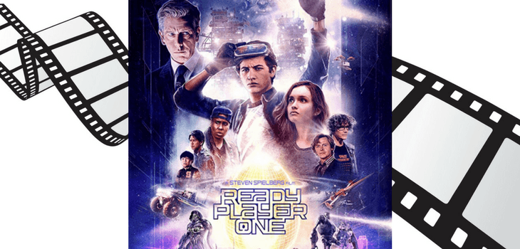 Movie Review: 'Ready Player One'
