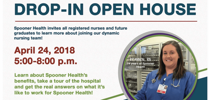 Spooner Health Hosts Nurse Recruitment Open House on April 24