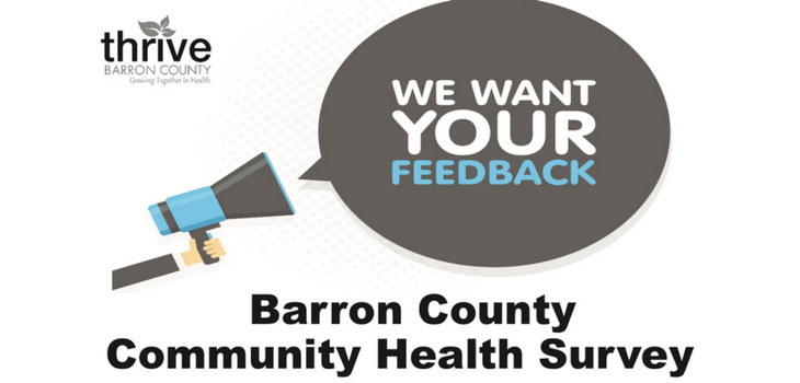 Community Opinion Needed to Assess Health Needs in Barron County