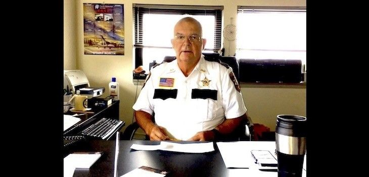 Sheriff Ron Wilhelm Reviews Career and Challenges Facing Next Sheriff