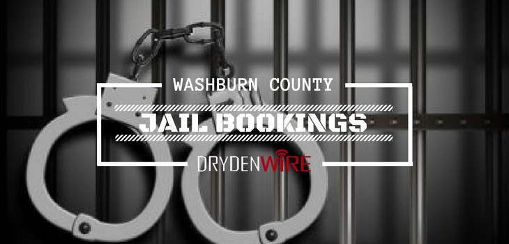 Washburn County Jail Bookings from 4/2 to 4/8