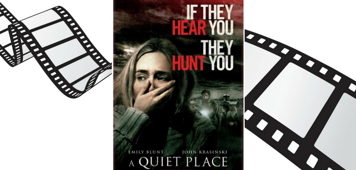 Movie Review: 'A Quiet Place'