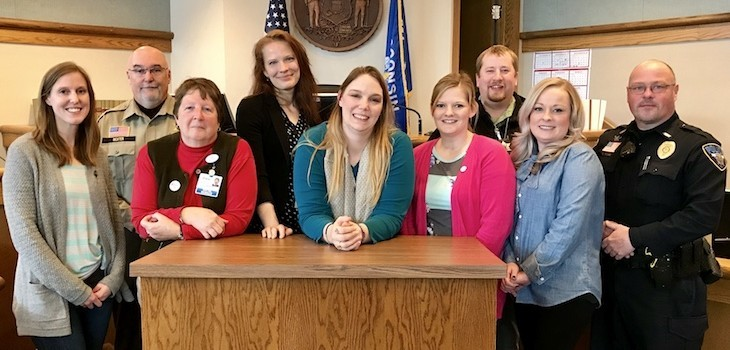 Sexual Assault Response Team Strengthens Response to Survivors of Sexual Violence in Washburn Co.