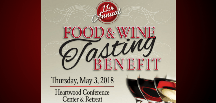 11th Annual Food and Wine Tasting Benefit