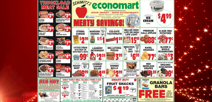 This Week's Great Deals from Economart - 4/16 to 4/22