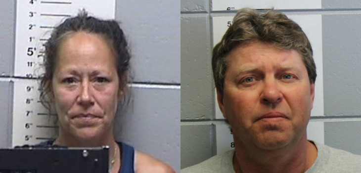 Multiple Felonies Filed Against Man & Woman for Alleged Theft from Estate
