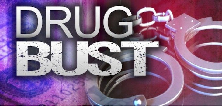 Two Arrested After Drug Paraphernalia Located in Diaper Bag