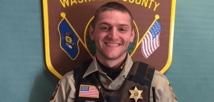 New Full-Time Deputy to Join Washburn County Sheriff's Office