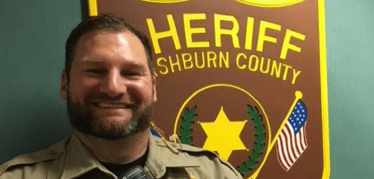 Washburn County Sheriff's Office Welcomes Second New Full-Time Deputy
