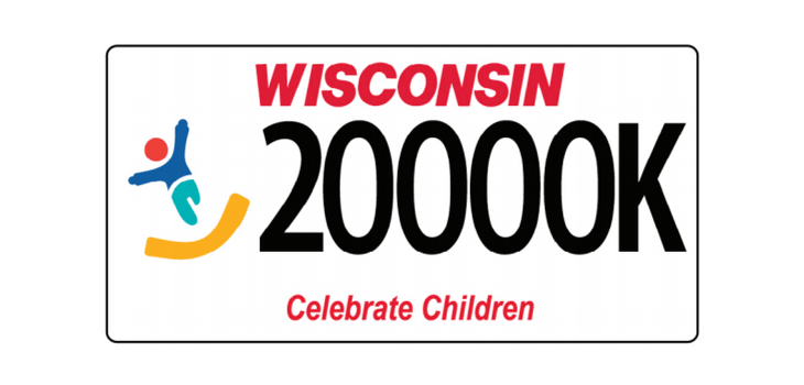 WisDOT Issues New Children's Hospital Specialty License Plate