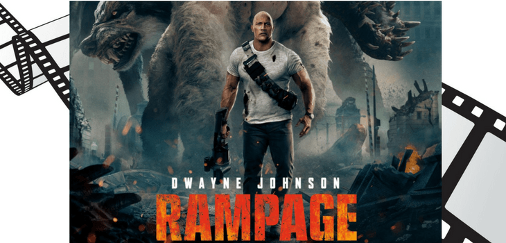 Movie Review: 'Rampage'