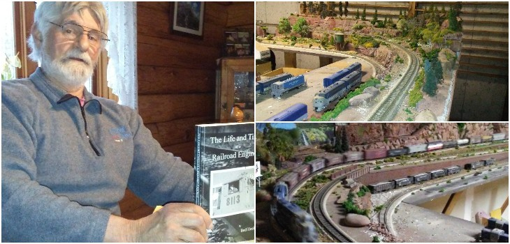 The Life and Times of a Railroad Engineer