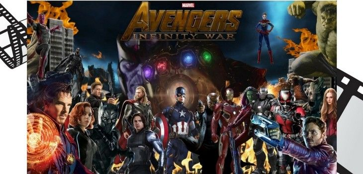 Movie Review: 'Avengers Infinity War'