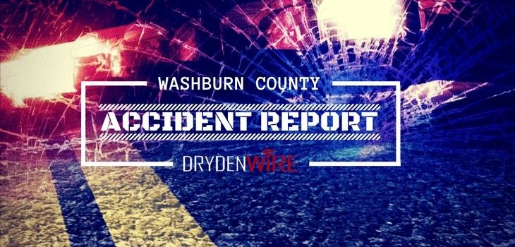 Washburn County Weekly Accident Report - 5/10/18