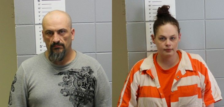 Controlled Buy Leads To Meth Delivery Charges for Stone Lake Couple