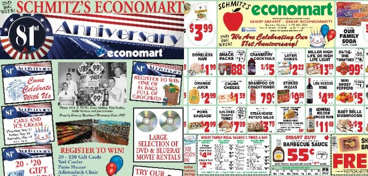 This Week's Great Deals from Economart - 5/14 to 5/20