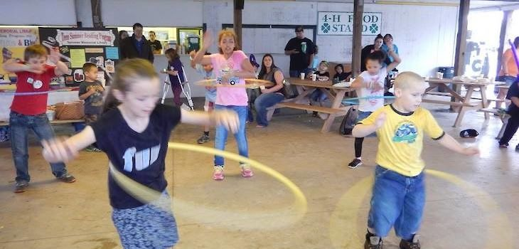 Washburn County Family Fest 2018 Set For Another Fantastic Day At Fairgrounds