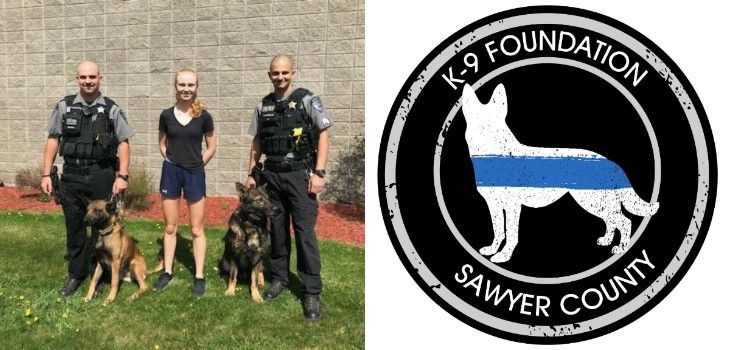 Hayward Senior Recipient of Sawyer County K-9 Foundation Scholarship