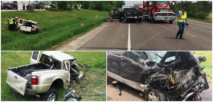 Driver, 17, in May 27 Two-Vehicle Crash Dies of Injuries