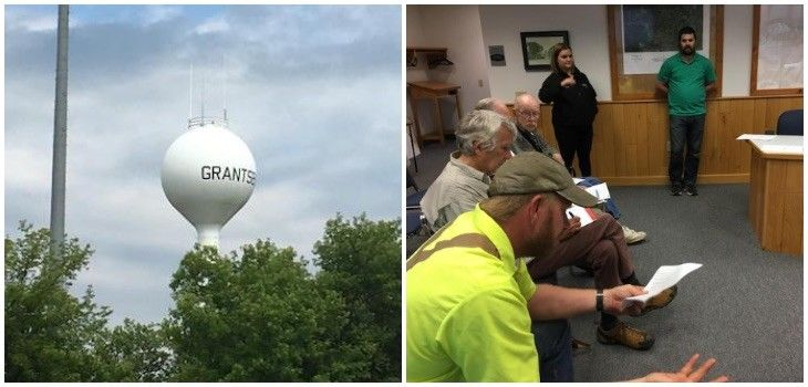 Grantsburg Denies Starwire Access for Internet Antennas