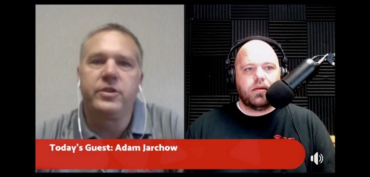 (Video) Watch 'The Bat & Men Show' with Guest: Adam Jarchow