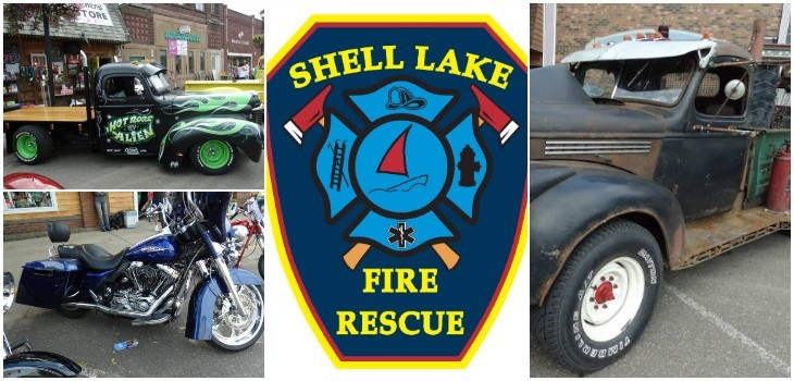 9th Annual Shell Lake Car & Bike Show