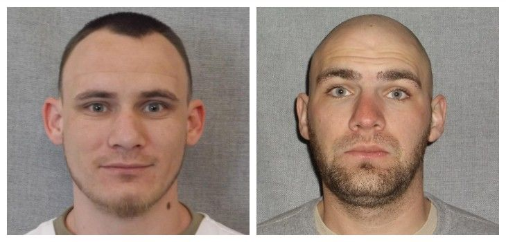 Two Escaped Inmates Caught in Dane County
