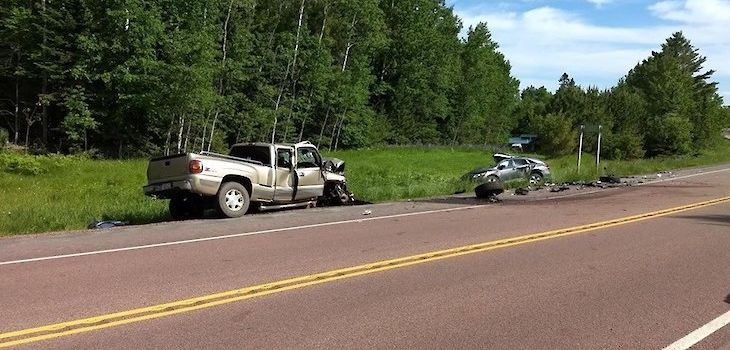 Two-Vehicle Collision in Bayfield County Results in Fatality
