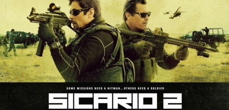 Movie Review: 'Sicario 2'