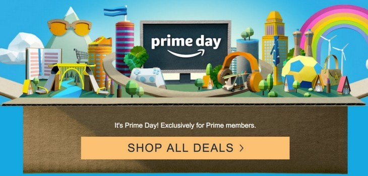 Amazon Prime Day Officially Starts!