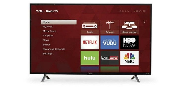 DEAL: Save 23% on 49-Inch 1080p Roku Smart LED TV on Amazon!