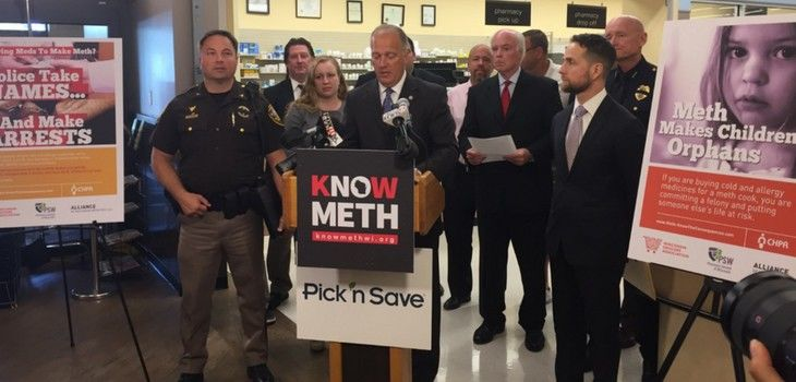 AG Schimel, Pharmacists, Grocers, Retailers, Manufacturers Announce Anti-Smurfing Campaign