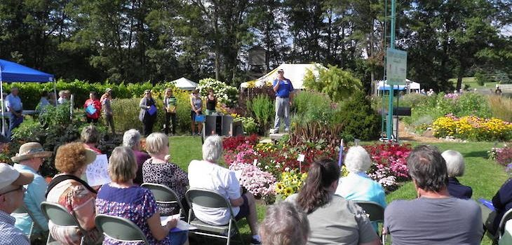 Annual Twilight Garden Tour Set for Tuesday, August 14