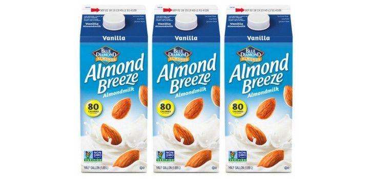 Vanilla Almond Breeze Recalled Because It May Contain Actual Milk