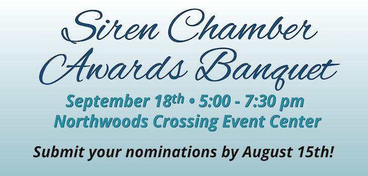Siren Chamber Seeks 2018 Awards Nominations
