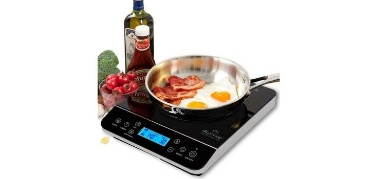 Deal of the Day: Save 50% on 1800-Watt Portable Induction Cooktop Countertop Burner