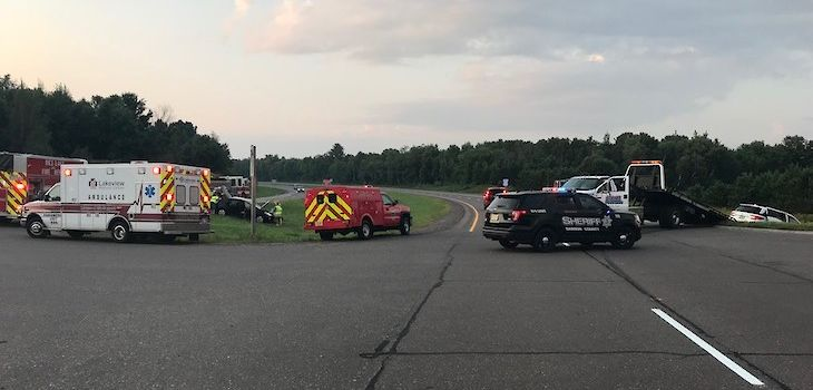 Two-Vehicle Crash in Barron County Results in Fatality