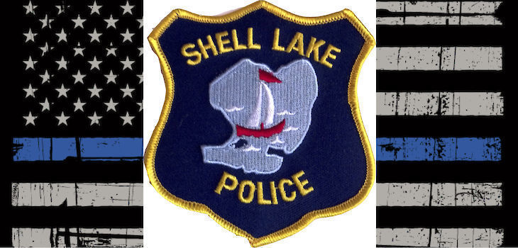 Monthly Blotter from the Shell Lake Police Department
