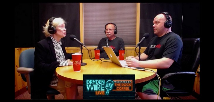 WATCH: Wisconsin Senator Janet Bewley on DrydenWire Live!